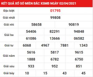 Soi cầu XSMB ngày 03-04-2021
