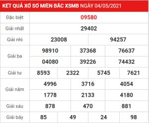 Soi cầu XSMB ngày 05-05-2021